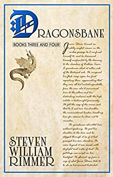 Dragonsbane Books 3 and 4 by [Rimmer, Steven]