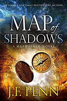 Map Of Shadows (Mapwalkers Book 1) by [Penn, J.F.]