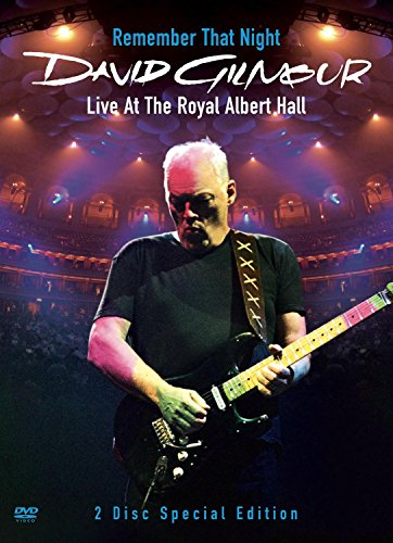 Remember That Night: Live at the Royal Albert Hall [DVD] [Import]