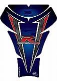 MOTOGRAFIX(モトグラフィックス) タンクパッド SUZUKI GSX-R600/750/1000 ブルー MT-TS018B