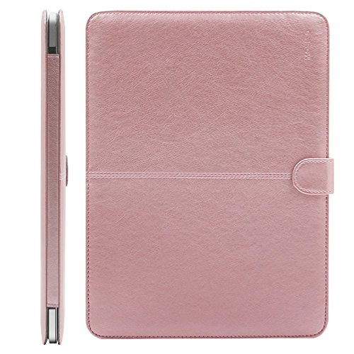 『MOSISO PUレザーケース MacBook Pro 13インチRetinaディスプレイ CD-ROMなし ブックカバー スタンド機能付きフォリオスリーブ MacBook Retina 13 Inch (A1425 and A1502) ゴールド MO-R13-PU-11RG』の6枚目の画像