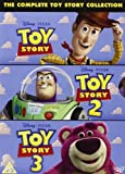 The Complete Toy Story Collection: Toy Story / Toy Story 2 / Toy Story 3 [DVD] by Tom Hanks