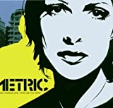Old World Underground, Where Are You Now? by Metric (2003) Audio CD