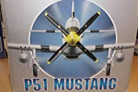 Franklin Mint 1: 48P - 51ムスタングMustang Old Crow USAAF