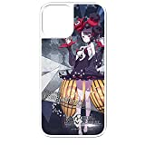 HAKUBA キャラモード iPhone 12 / 12 Pro 用ケース Fate/Grand Order 葛飾北斎[第3段階] 6.1インチ対応 ワイヤレス充電対応 軽量 薄型 iPhoneカバー クリア
