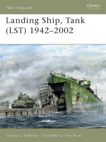 Landing Ship, Tank (LST) 1942–2002 (New Vanguard Book 115) (English Edition)
