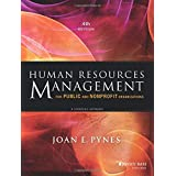 Human Resources Management for Public and Nonprofit Organizations: A Strategic Approach: 45