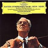 ハイドン:交響曲第88番&第91番&第93番