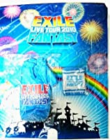EXILE LIVE TOUR 2010 FANTASY グッズ セット ビニールバッグ ペットボトルホルダー リストバンド