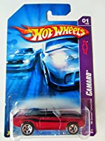 Mattel Hot Wheels 2007 - '69 Camaro Convertible