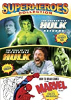 INCREDIBLE HULK RETURNS/TRIAL OF THE INCREDIBLE HU