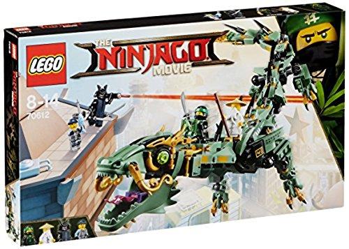 LEGO (LEGO) choose a ninjago character Lloyd mechadragon 70612