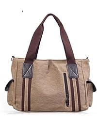 4色 カジュアル 2 way メッセンジャー キャンバス 通勤 通学 バッグ