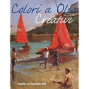 Colori a olio creativi