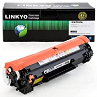 LINKYO hp83 a cf283 a 1 Pack ブラック LY-CF283A