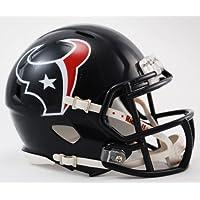 Riddell Mini フットボール ヘルメット - NFL Speed ヒューストン?テキサンズ (Houston Texans)