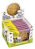 ブルボン キャラメルナッツクッキー(スヌーピー) 1枚×8個