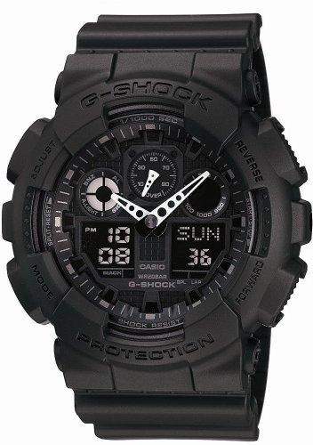 [カシオ]CASIO 腕時計 G-SHOCK ジーショック STANDARD GA-100・・・