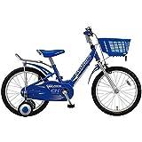 ブリヂストン(BRIDGESTONE) キッズ用自転車 エコキッズ スポーツ EK16S6 ブルー