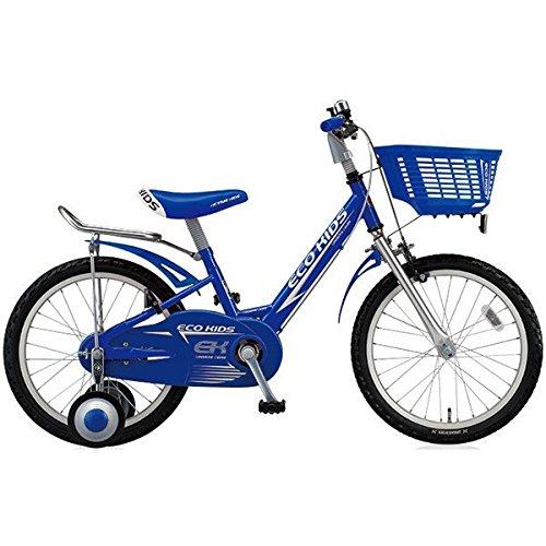 ブリヂストン(BRIDGESTONE) キッズ用自転車 エコキッズ スポーツ EK14S6 ブルー
