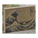絵柄 付 はがき 葛飾北斎「富嶽三十六景」浮世絵ポストカード36枚セット