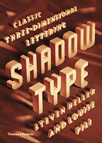 Download Shadow Type: Classic Three-Dimensional Lettering 0500291233