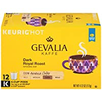 Gevalia Dark Royal Roast K-Cup Packs, 12 Count