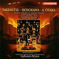 Ran / Hiroshima Symphony / Fantasy Organ & Orch by ANTONIO SALIERI (2001-02-27)