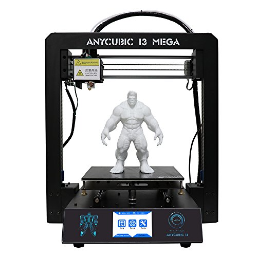 Anycubic i3 Mega 3D プリンター 3D高精度printer...
