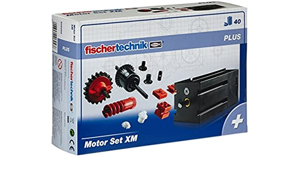 Bau- & Konstruktionsspielzeug-Sets fischertechnik Plus-Motor Set XM