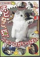 ねこ(猫)ざランド Vol.3 チビねこ、猫、ニャンコがいっぱい [DVD]