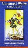 日本語解説小冊子付 ユニバーサル ウェイト タロット 【鮮やかなライダー版タロットカード】