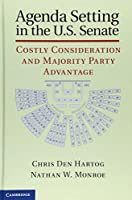Agenda Setting in the U.S. Senate: Costly Consideration and Majority Party Advantage