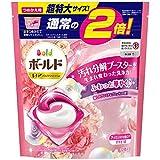 洗濯洗剤 ジェルボール3D 柔軟剤入り ボールド 癒しのプレミアムブロッサムの香り 詰め替え 32個(約2倍)