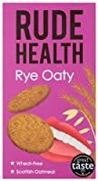 Rude Health Oatmeal and Rye Biscuits 200 g (Pack of 6)