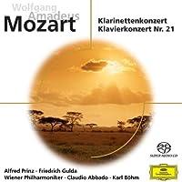 Klarinettenkonzert / Klavierkonzert, No. 21 by Friedrich Gulda