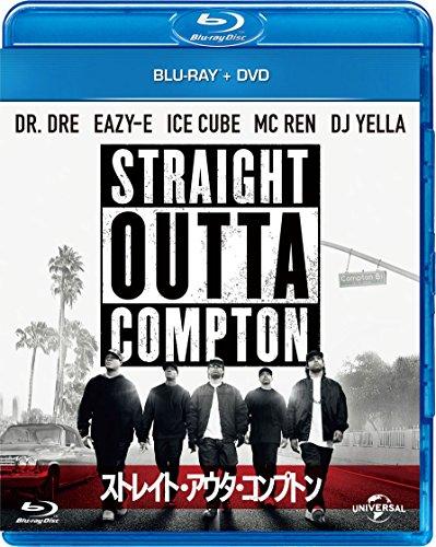 ストレイト・アウタ・コンプトン ブルーレイ+DVDセット [Blu-ray]の詳細を見る