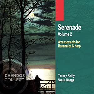 Serenade Vol.2 Arrangements for Harmonica & Harp