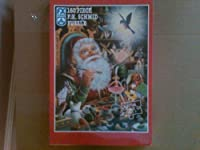 最後のおもちゃSchmidパズル(クリスマス)