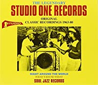 Legendary Studio One Records:Recordings 1963-80 by Legendary Studio One Records:Recordings 1963-80 (2013-01-22)