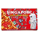 [シンガポールお土産]シンガポール チリプラウンロール1箱(シンガポール土産・海外土産)