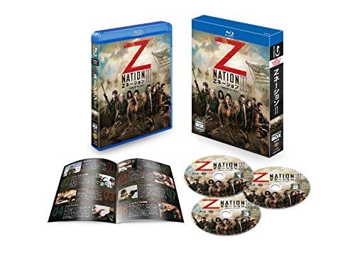 Zネーション〈セカンド・シーズン〉 コンプリート・ボックス(3枚組) [Blu-ray]