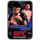 UFC Mixed Martial Arts Frank Mir 11-by-17 inch Sign [並行輸入品]