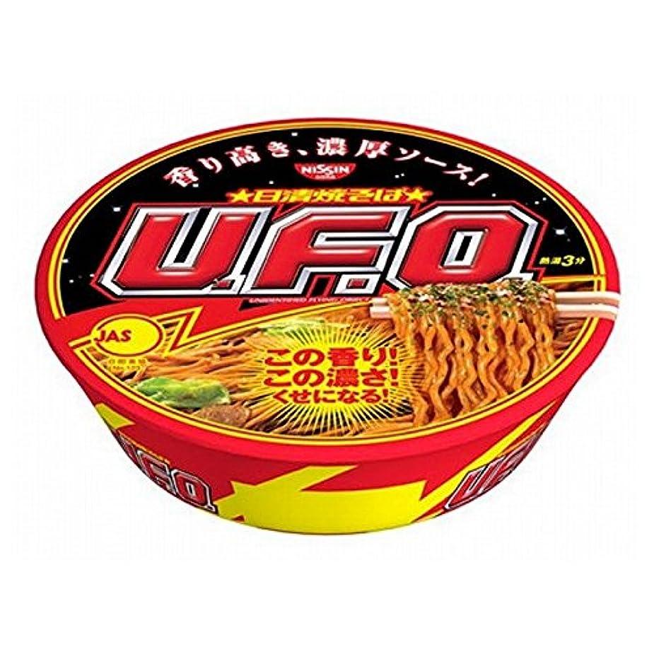 分析的な保証金コンプライアンス(お徳用ボックス) 日清食品 焼そばUFO カップ×12個