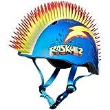Raskullz Bolt Hawk Safety Helmet Blue