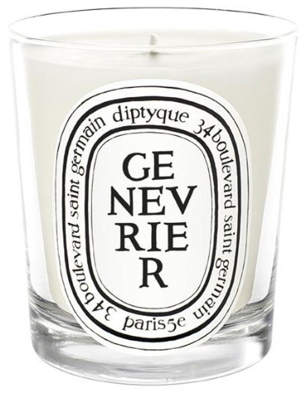 黒くする光の長老ディプティック キャンドル - ジュネヴリエ (ジュニパー) 190g/6.5oz並行輸入品