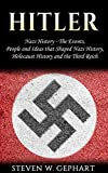 Hitler: Nazi History - The Events, People and Ideas That Shaped Nazi History, Holocaust History and The Third Reich (English Edition)