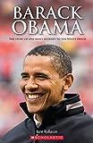 Barack Obama Audio Pack (Scholastic Readers) 画像