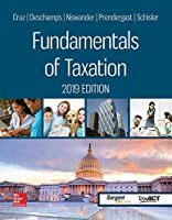 Loose Leaf for Fundamentals of Taxation 2019 Edition