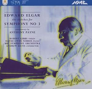 Elgar/Payne Sym.No.3 Sketch